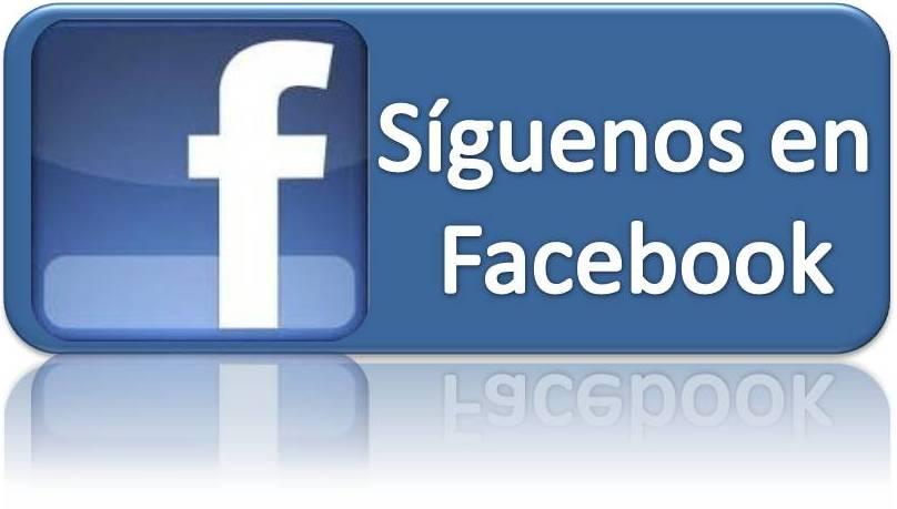 Seguir a sisej en facebook