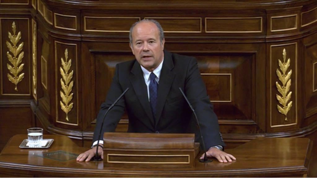Juan Carlos Campo ha sido portavoz del Grupo Parlamentario Socialista en Justicia durante dos legislaturas